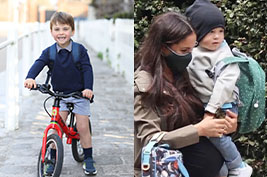 Prince Louis Celebrates His Third Birthday, First Paparazzi Pictures of ArchieEmerge