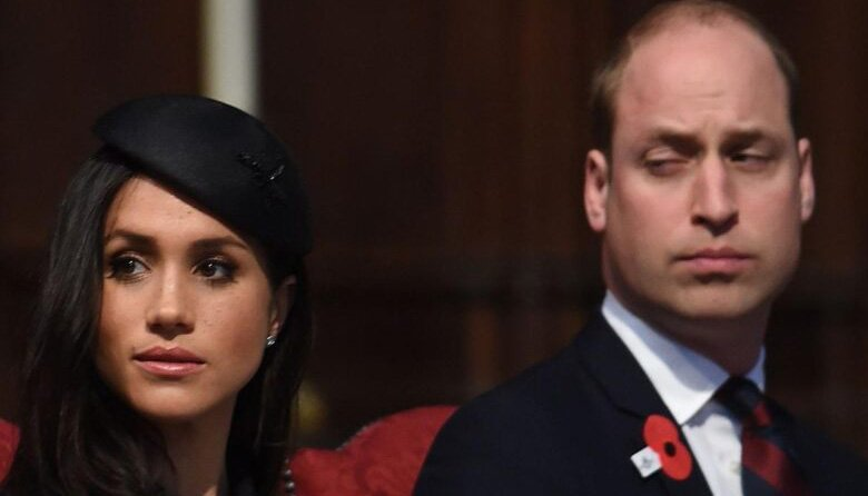 Meghan's PR Image Continues to Crumble, 'Can Be a 500% Nightmare' and Prince William Reportedly Said 'The Way that Bloody Woman Treated My Staff WasMerciless'