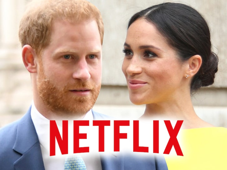 Will Anyone Watch What Harry and Meghan Produce for Netflix and Spotify? Growing Questions About the Royal Couple'sProjects