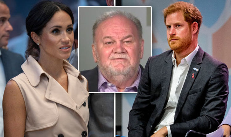 Thomas Markle Threatens to Sue Harry and Meghan Over Right to See Grandchildren, Archie andLilibet
