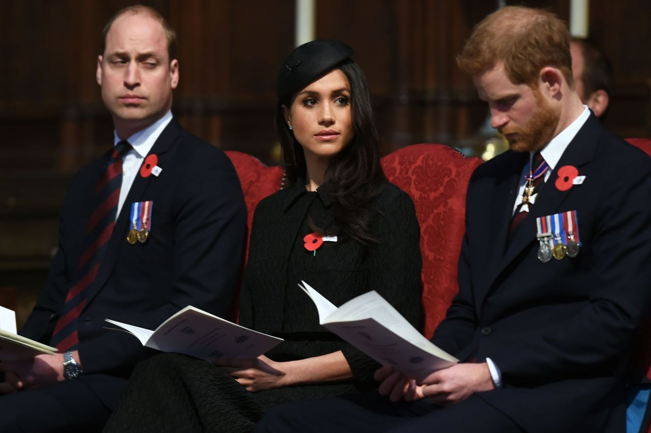 Prince William Calls Out Racism, Meghan Markle Supports Claim it's Hypocrisy. Why They'reWrong