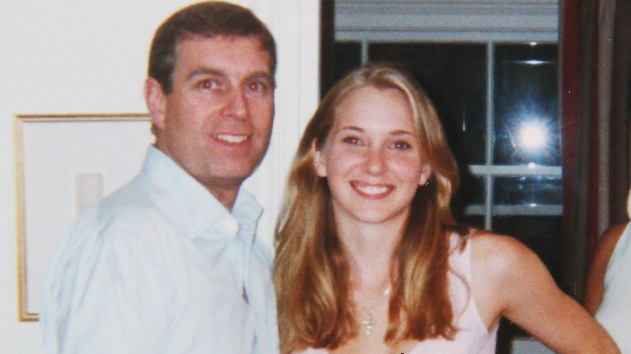Prince Andrew Sued by Epstein Victim Virginia Giuffre, Who Claims the Duke of York Rape Her at17