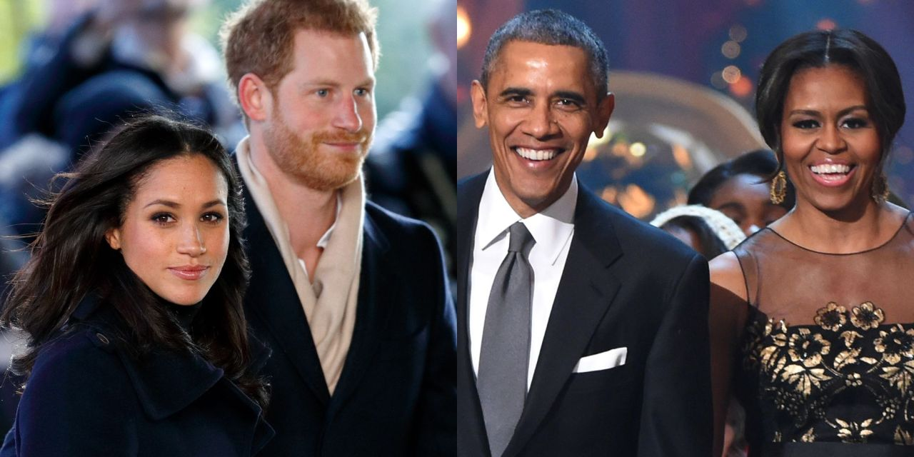 Obama's Will Choose Prince William Over Harry and Meghan Markle, Former President and Wife Distance Themselves from CaliforniaRoyals