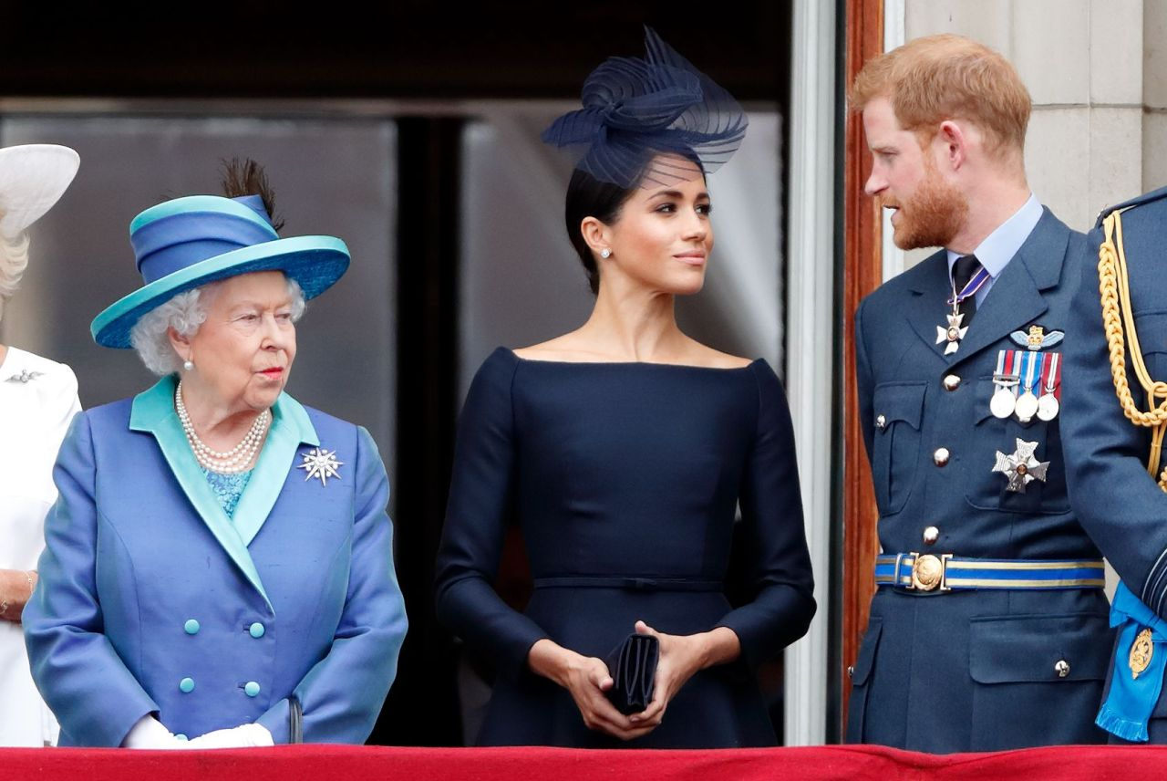 Publicly Criticizing the Queen? Harry and Meghan Issuing New Legal Salvo Over New 'Finding Freedom'Claims