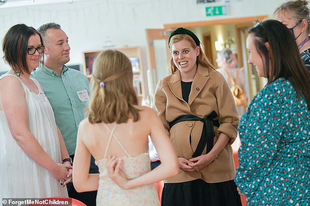 Princess Beatrice Welcomes a Baby Girl! Queen's 12th Great-Grandchild